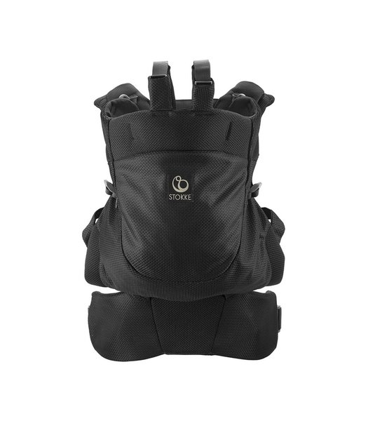 View larger image of MyCarrier Front and Back Carrier - Black Mesh