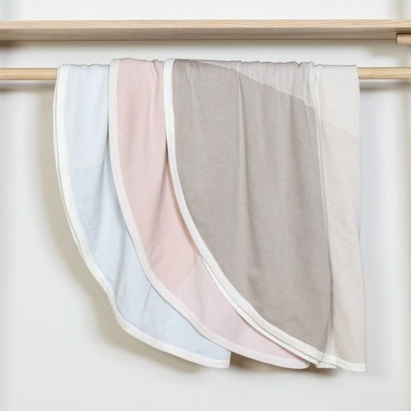 View larger image of Organic Cotton Knit Blankets