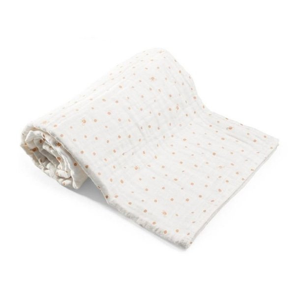 View larger image of Organic Muslin Blankets
