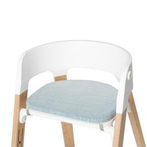 View larger image of Steps Chair Cushion - Jade Twill