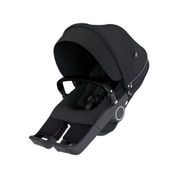 View larger image of Stroller Seat - Black