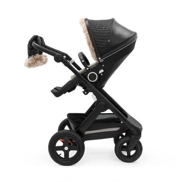 View larger image of Stroller Winter Kit - Onyx Black