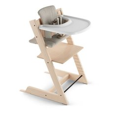 Tripp Trapp High Chair & Cushion with Tray​
