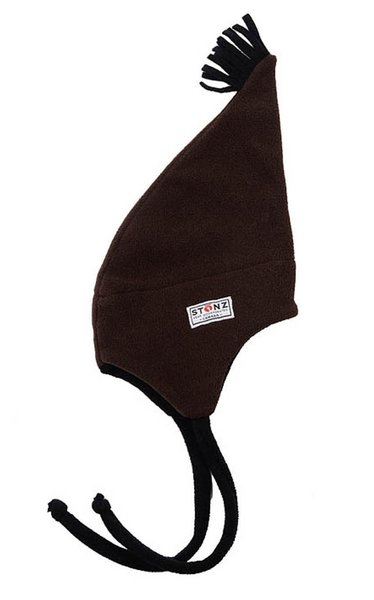 View larger image of Hatz Hibiscus - Brown - M POINTED