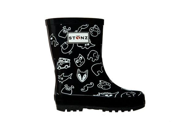View larger image of Rain Bootz - Stonz Print