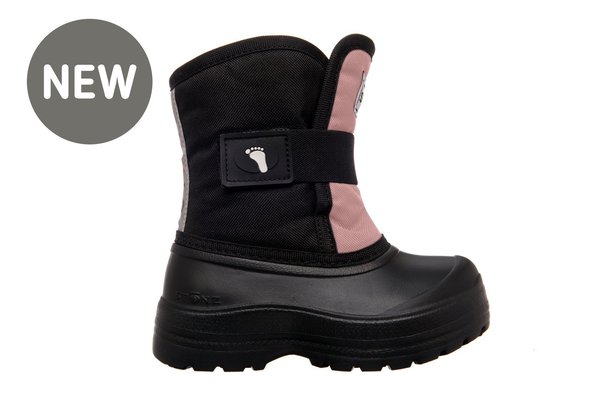 View larger image of Scout Bootz - Haze Pink/Black