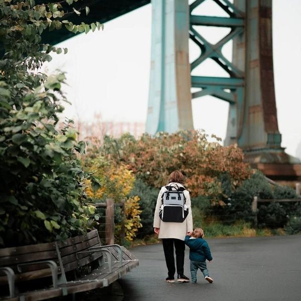 View larger image of Urban Diaper Backpack