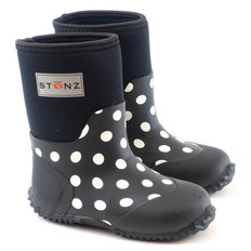 West All-Season Boots - Polka Dot