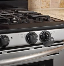 Stove Knob Covers-5pk