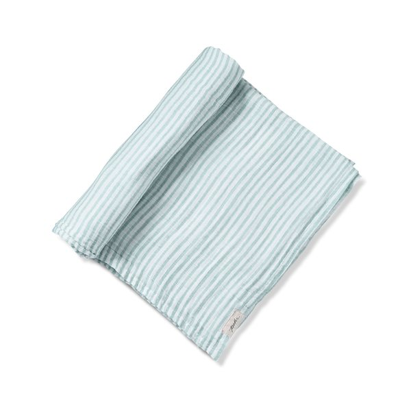 View larger image of Stripes Away Swaddle - Sea