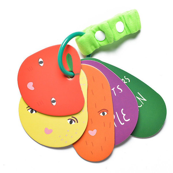View larger image of Stroller Cards - Fruit and Veggies