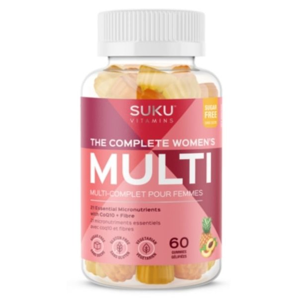 View larger image of The Complete Women's Multi - 60 Gummies