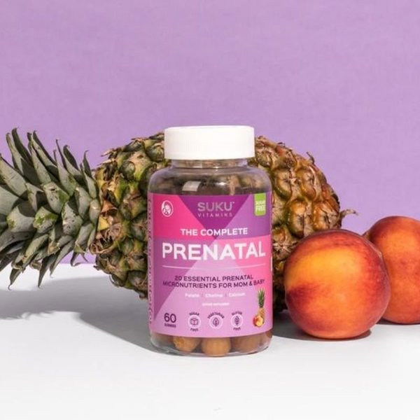 View larger image of The Complete Prenatal - 60 Gummies