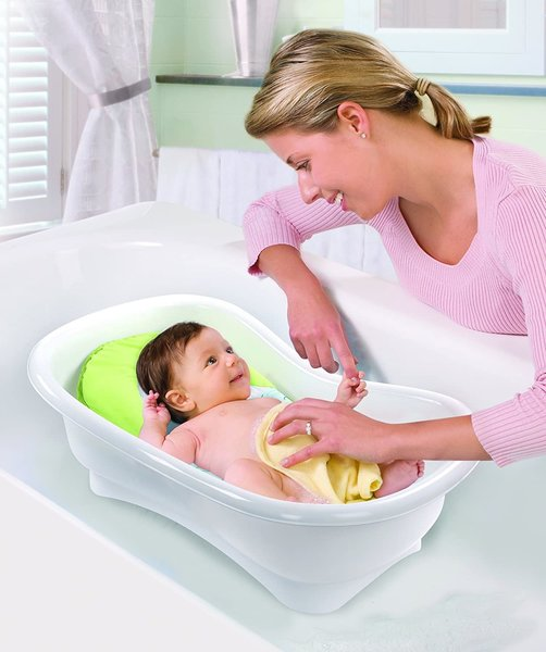 View larger image of Fold N' Store Bath Sling