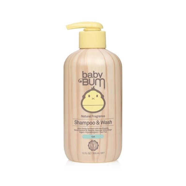 View larger image of Baby Bum Shampoo & Wash Gel