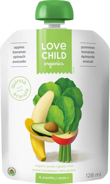 View larger image of Super Blend Pouch - Apples, Bananas, Spinach, Avocado