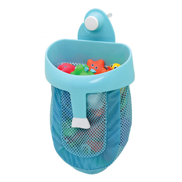 View larger image of Super Scoop Bath Toy Organizer
