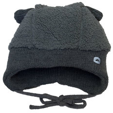 Super Soft Hat-Grey-S