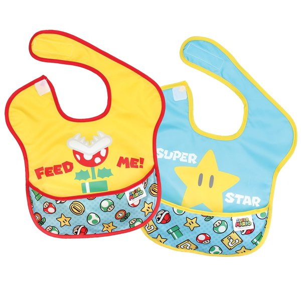 View larger image of SuperBib - Nintendo - 2 Pack