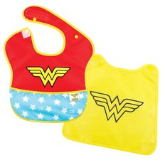 Caped Superhero Superbibs