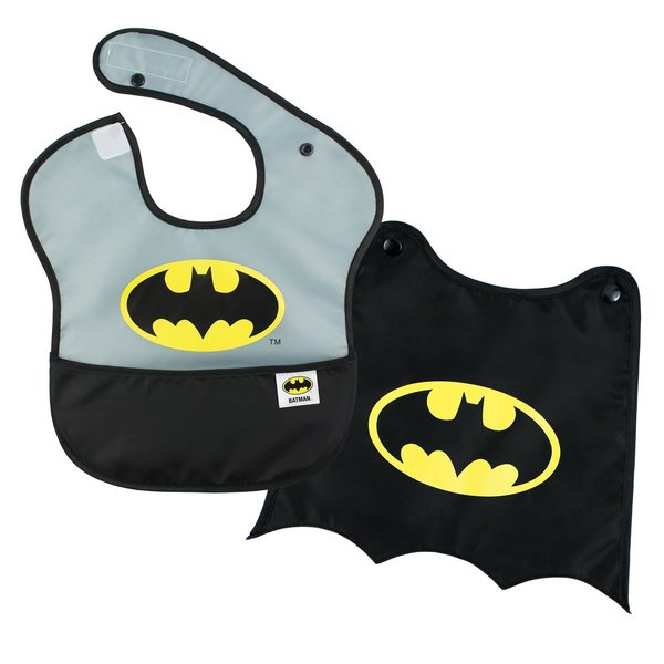 View larger image of Caped Superhero Superbibs