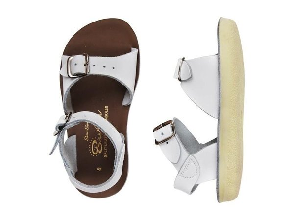 View larger image of Surfer Toddler Sandal - White