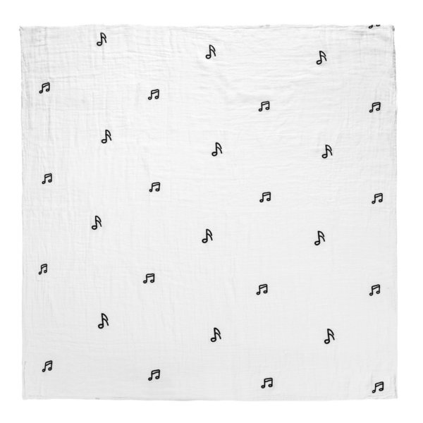 View larger image of Swaddle - Music Notes