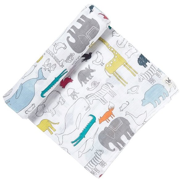 View larger image of Swaddle Noah's Ark