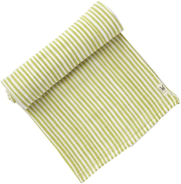 View larger image of Swaddle Citron Stripe