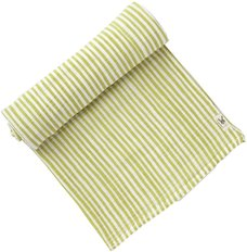 Swaddle Citron Stripe