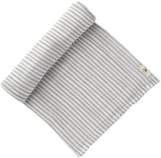 Swaddle Grey Stripe