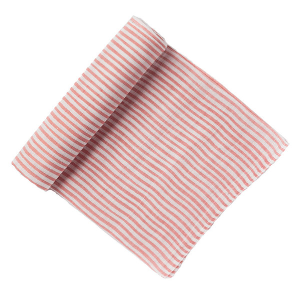 View larger image of Swaddle Pink Stripe