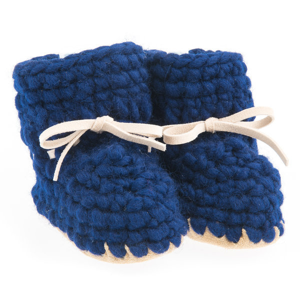 View larger image of Sweater Moccs Navy