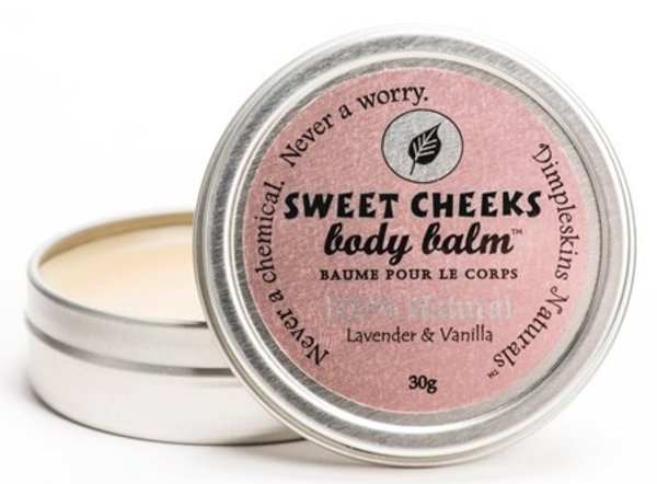 View larger image of Sweet Cheeks Body Balm 30g