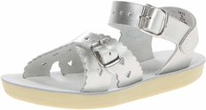 Sweetheart Toddler Sandal - Silver