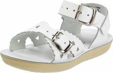 Sweetheart Toddler Sandal - White
