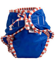 Swim Diaper Blue