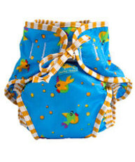 Swim Diaper Goldfish