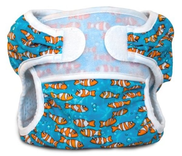 View larger image of Swimmi Clownfish Swim Diaper