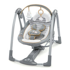 Swing 'n Go Portable Swing - Bella Teddy