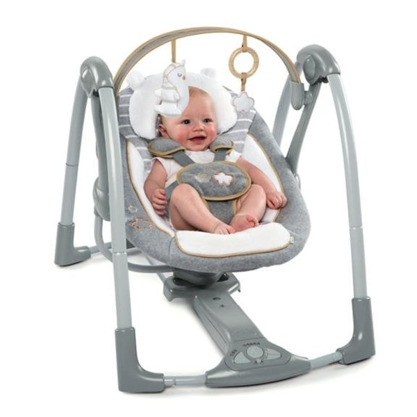 View larger image of Swing 'n Go Portable Swing - Bella Teddy