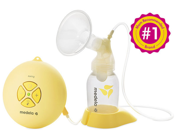 View larger image of Swing Breast Pump
