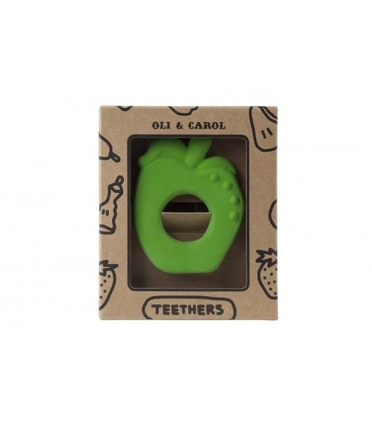 View larger image of Apple Chew Fruit Teether