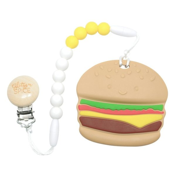 View larger image of Burger Teether