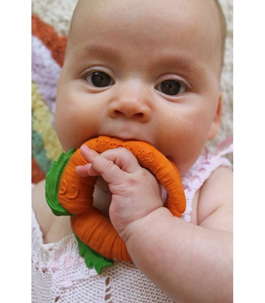 View larger image of Cathy The Carrot Teether