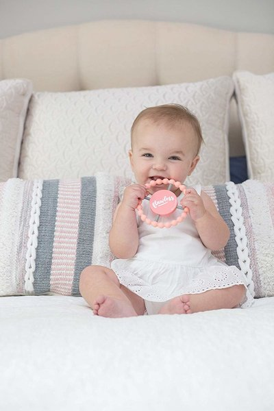 View larger image of Silicone Teether - Flawless