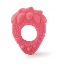 Strawberry Chew Fruit Teether