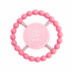 Silicone Teether - You Go Girl