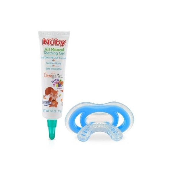 View larger image of Teething Gel with Teether