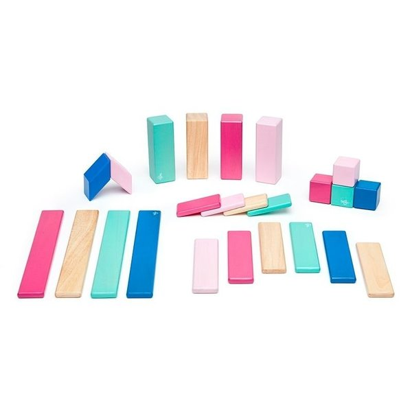 View larger image of Magnetic Wooden Blocks- 24 Piece Sets